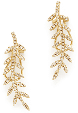 ROSA DE LA CRUZ Earrings