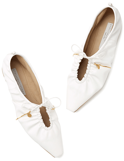 STELLA MCCARTNEY flats