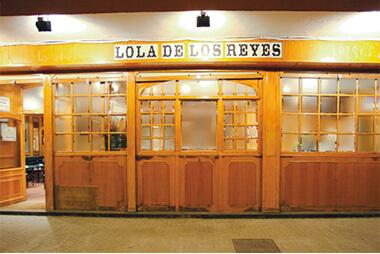 Lola de los Reyes