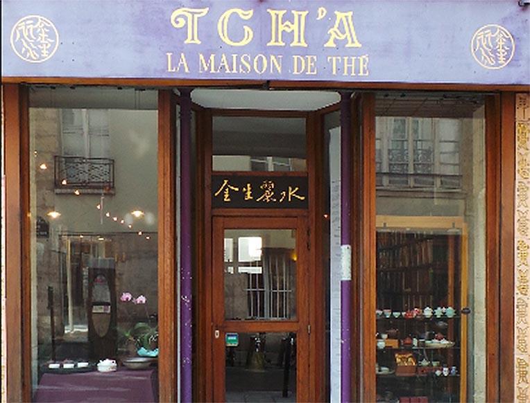 tcha-la maison de thé