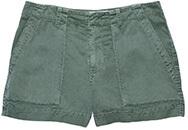 Nili Lotan Mid Waist Shorts