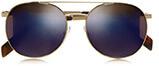 Cutler & Gross Round Frame Metal Sunglasses