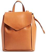 Loeffler Randall Mini Leather Backpack