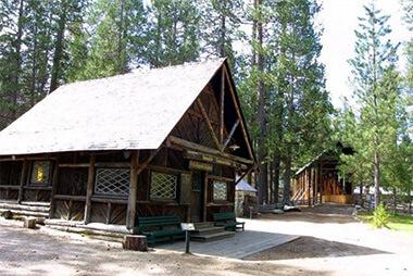The Pioneer Yosemite History Center