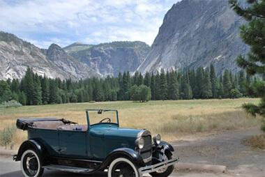 Drive a Model T