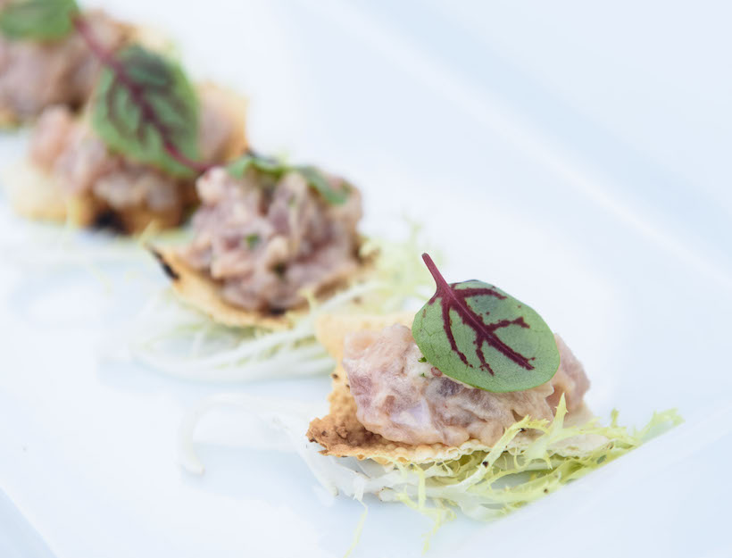 ... tuna tartare with cucumber salad and avocado spicy tuna tartare recipe