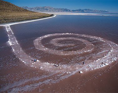 Robert Smithson, Spiral Jetty