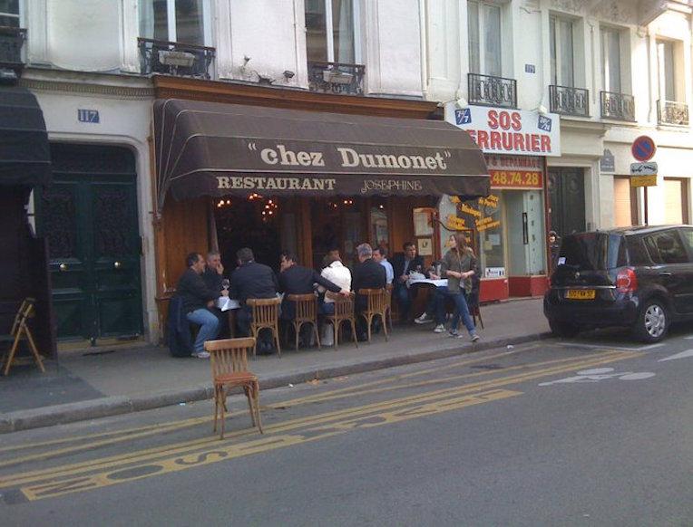 Chez-Dumonet