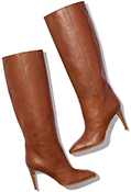 pierre hardy PROFIL HIGH HEEL TALL LEATHER BOOT