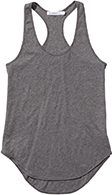 alternative apparel SHIRTTAIL RACERBACK TANK