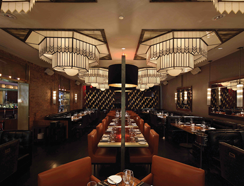 Restaurants with great private rooms goop for American cuisine new york