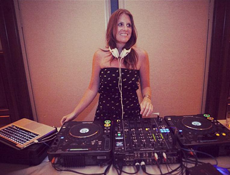 DJ Megan Taylor
