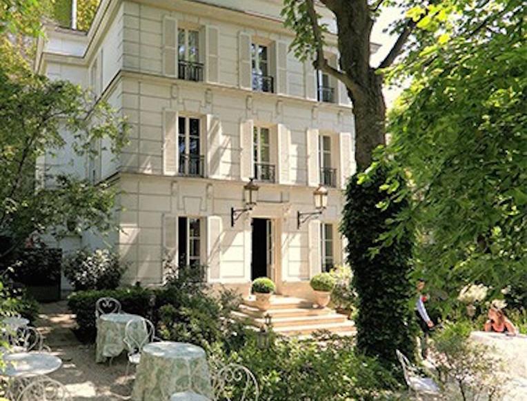Hôtel Particulier Montmarte
