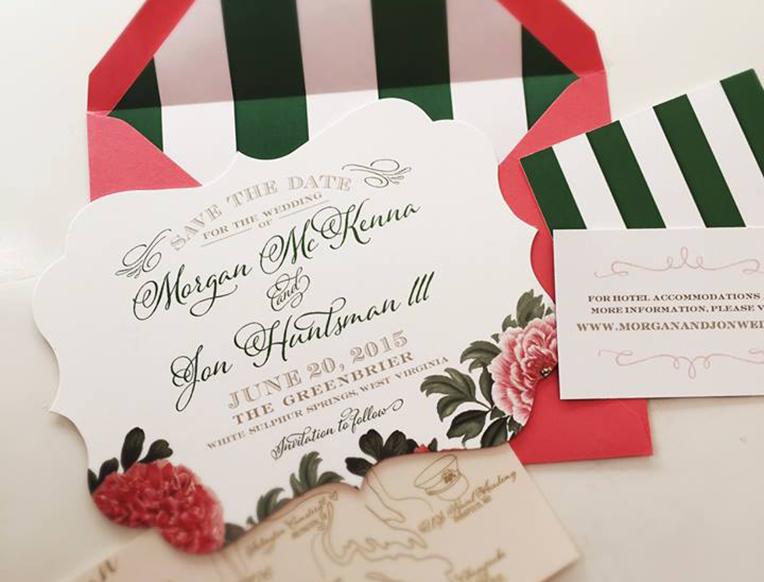 Nico and Lala Custom Invitations