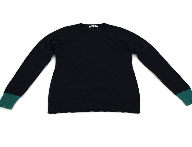 Folding Sweaters