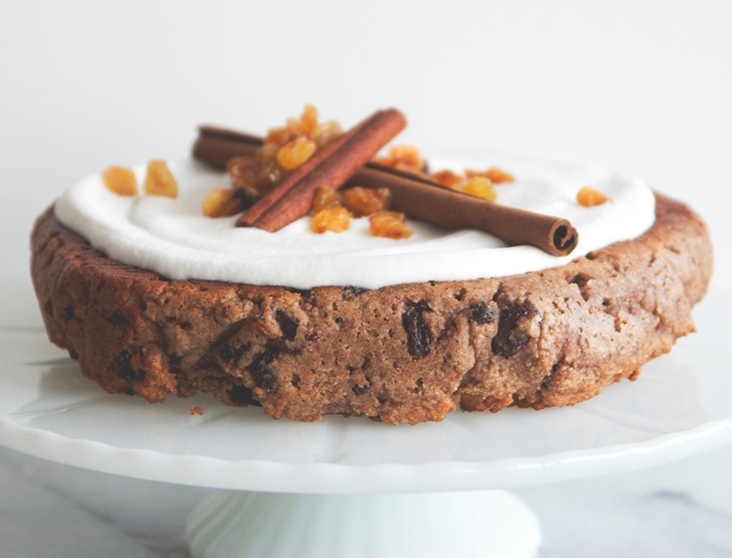 Almond Spice Cake