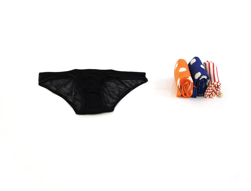 Folding Underwear