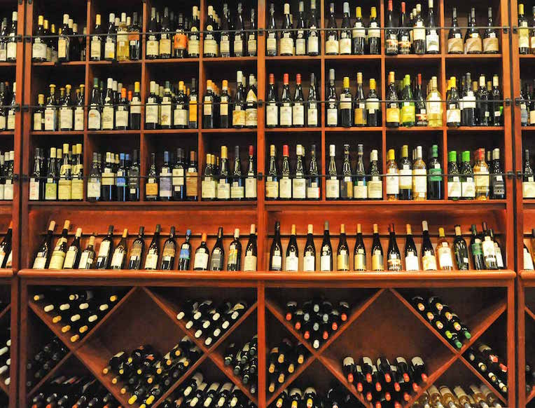 Arlequin Wine Shop