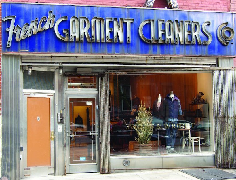 French Garment Cleaners