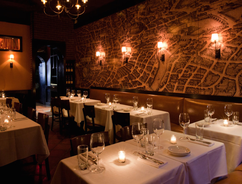 Restaurants With Great Private Rooms | Goop