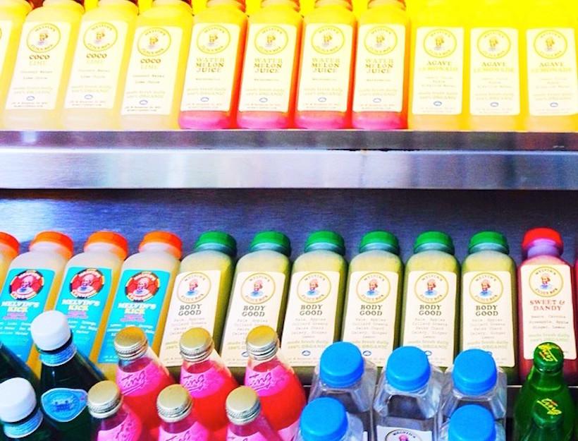 Melvin's Juicebox