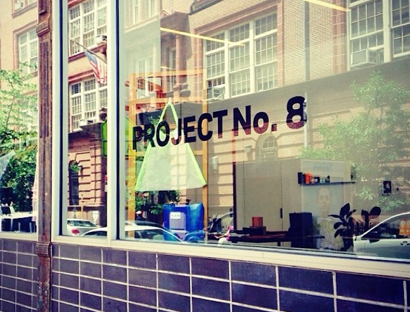 Project No. 8