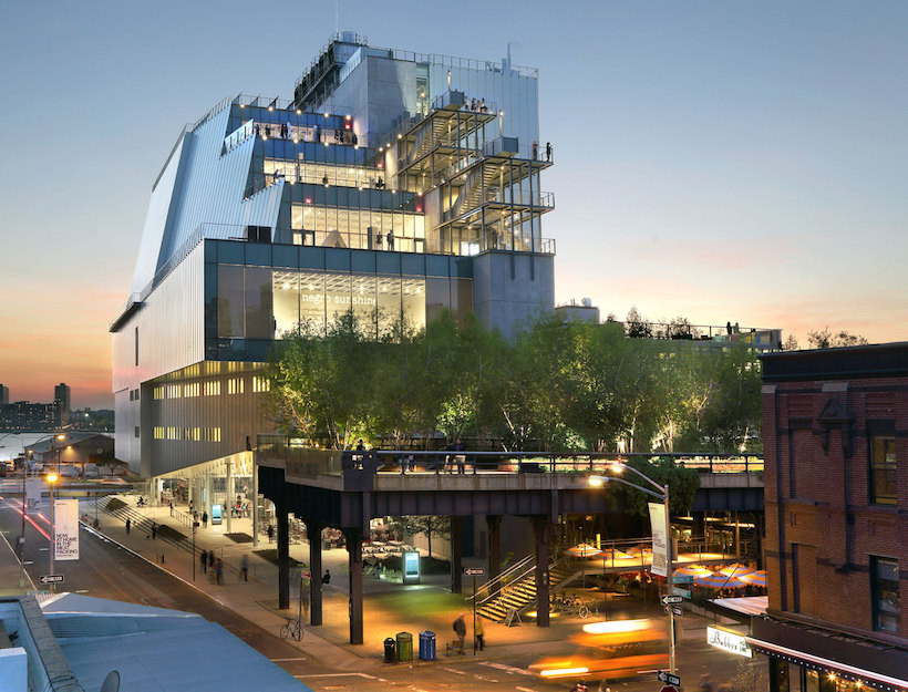 The Whitney Museum of American Art