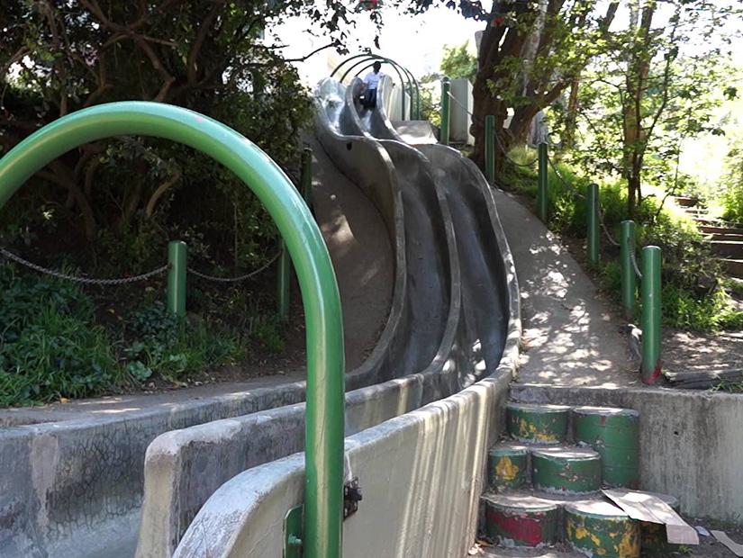 Seward Street Mini Park