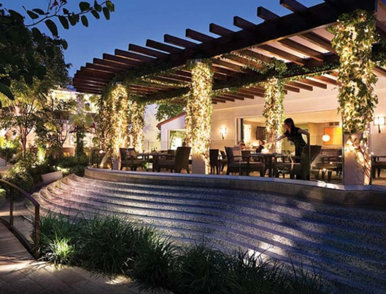 Sunset Marquis