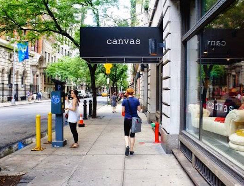 Canvas Home Store