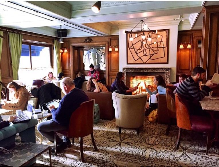Marlton Hotel Espresso Bar