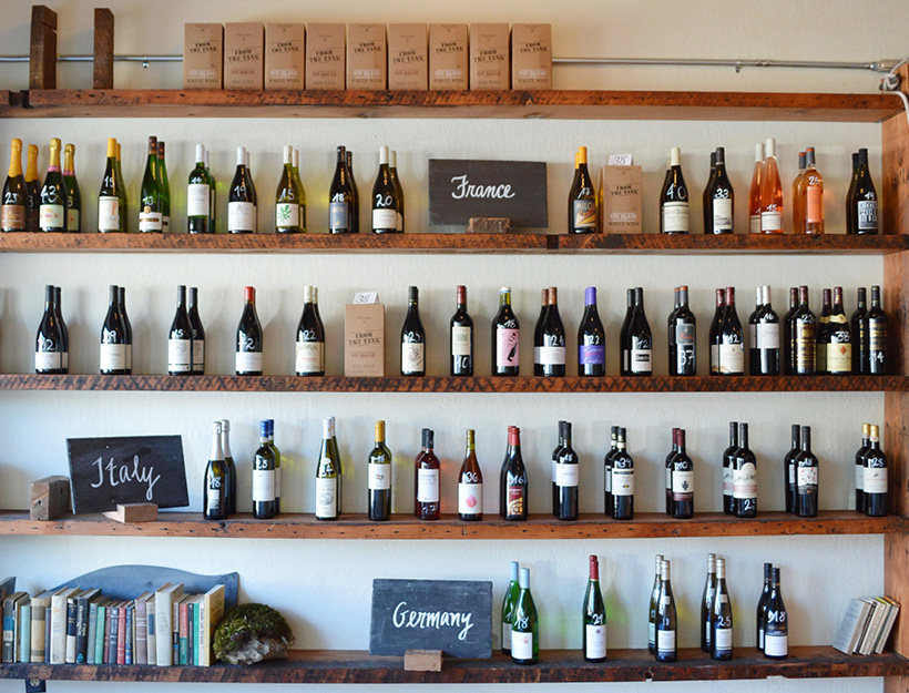 Do Natural Wines Deliver Less of a Hang-Over?