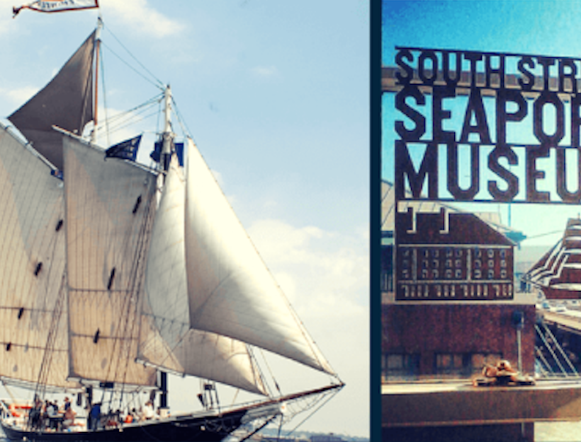 South Street Seaport Museum