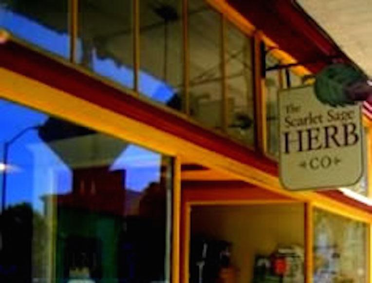 The Scarlet Sage Herb Co.