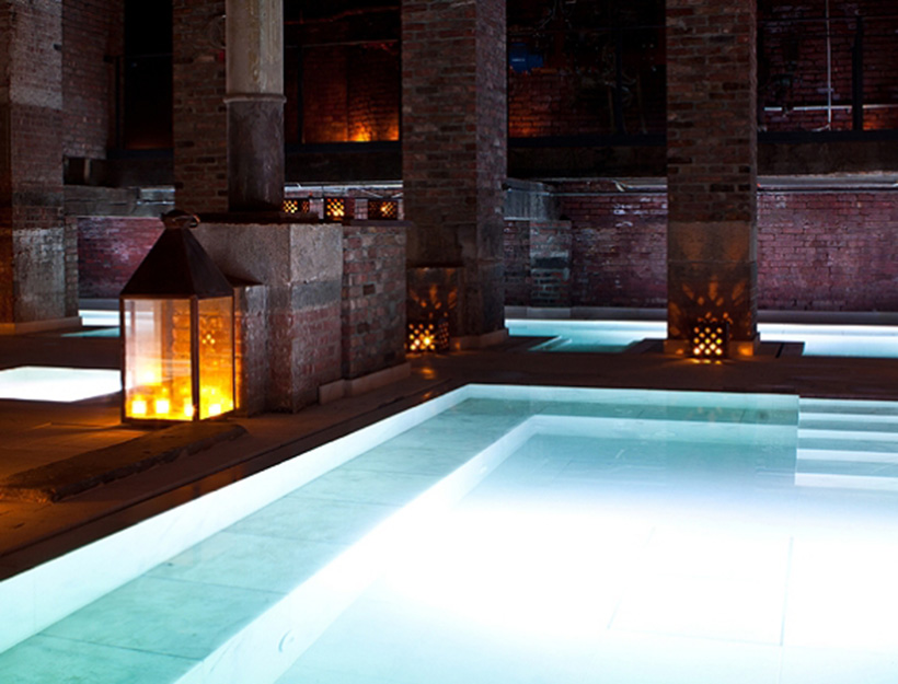 Aire Ancient Baths Weirdly A Perfect Third Date Destination Goop Bloglo