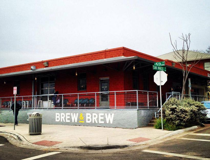 Wright Bros. Brew & Brew