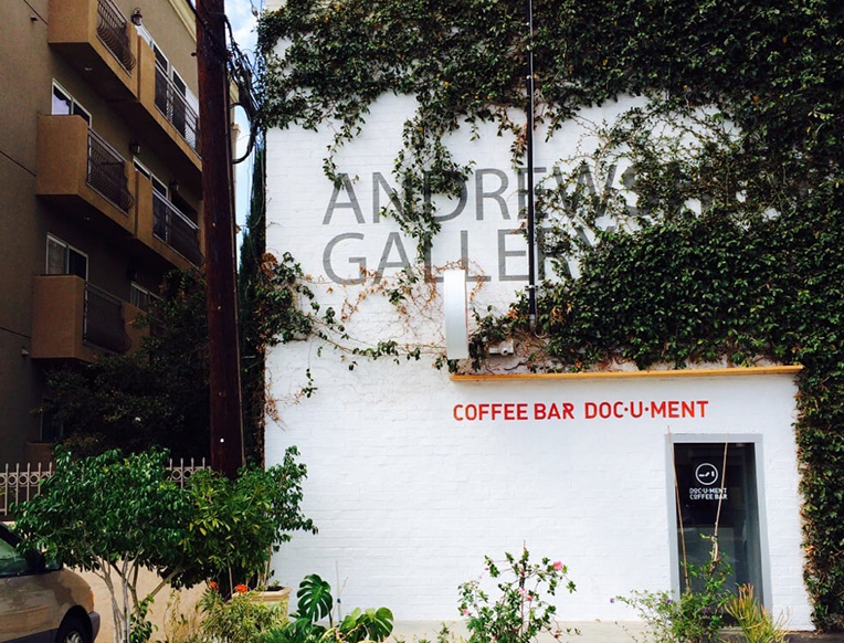 Document Coffee Bar