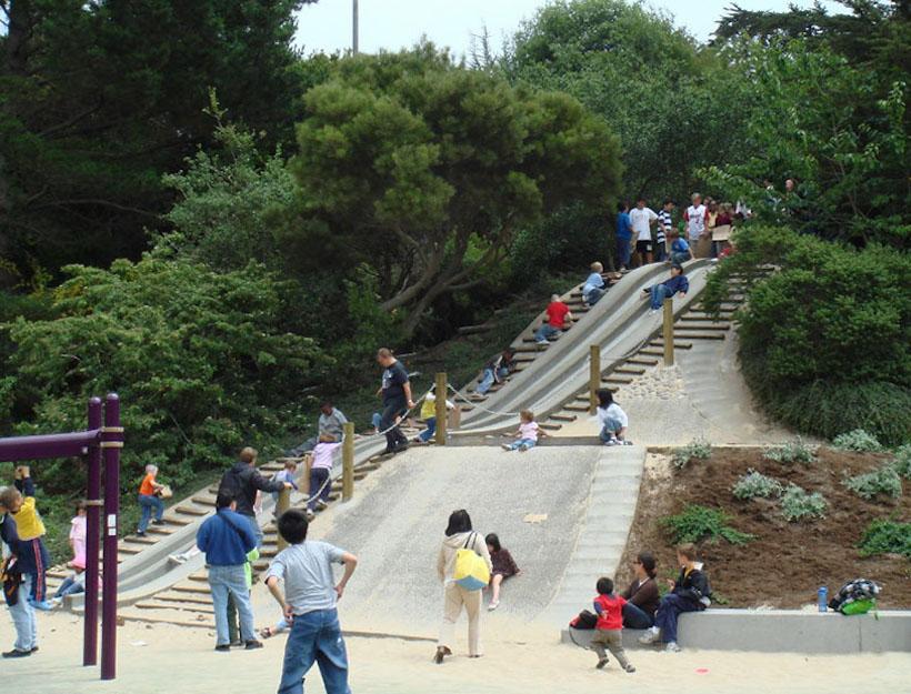 Golden Gate Park Playground