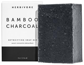 Bamboo Charcoal Soap Bar