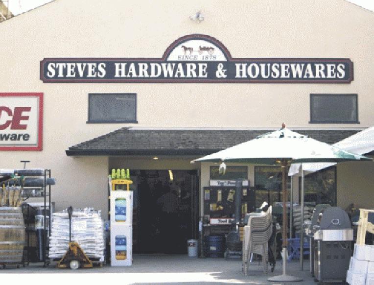 Steve's Hardware