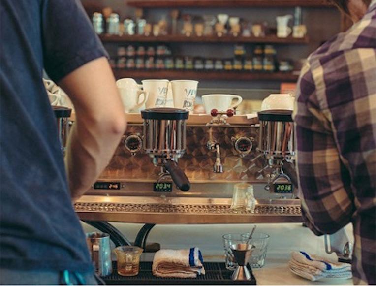 Verve Coffee Downtown