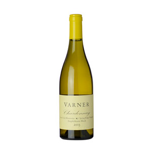 2013 Varner Amphitheater Block Chardonnay Santa Cruz Mountains California