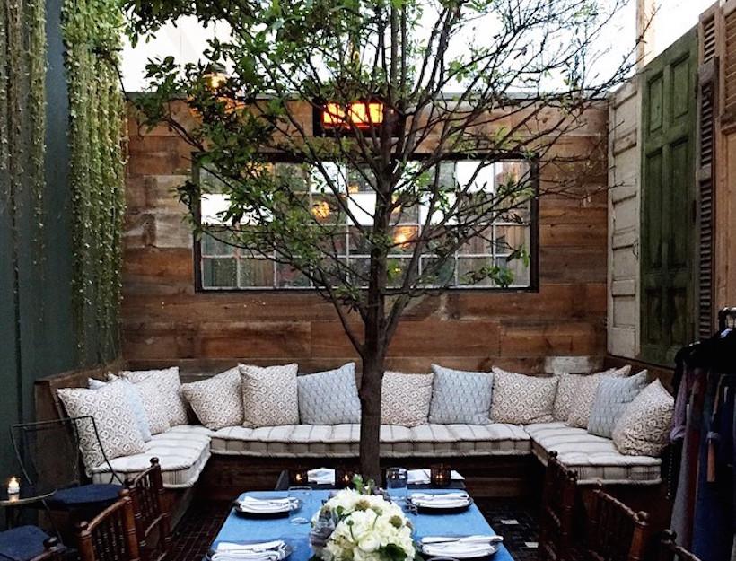 Restaurants With Great Private Rooms La Goop