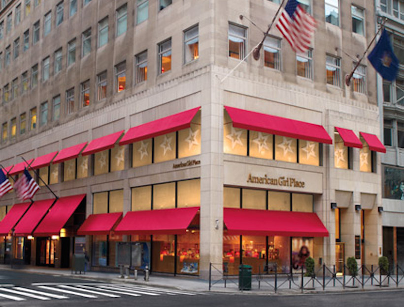 American Girl Place Café