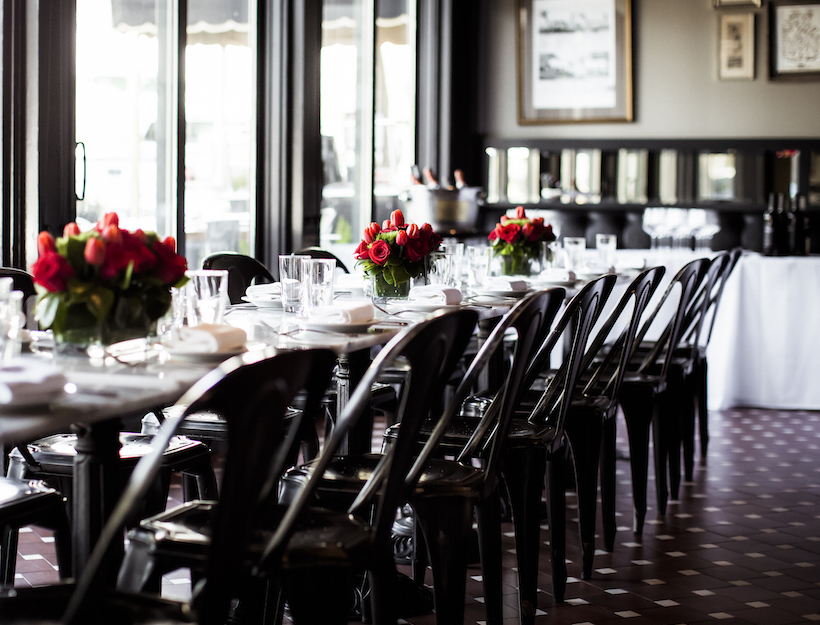 restaurants with private rooms for your next party goop