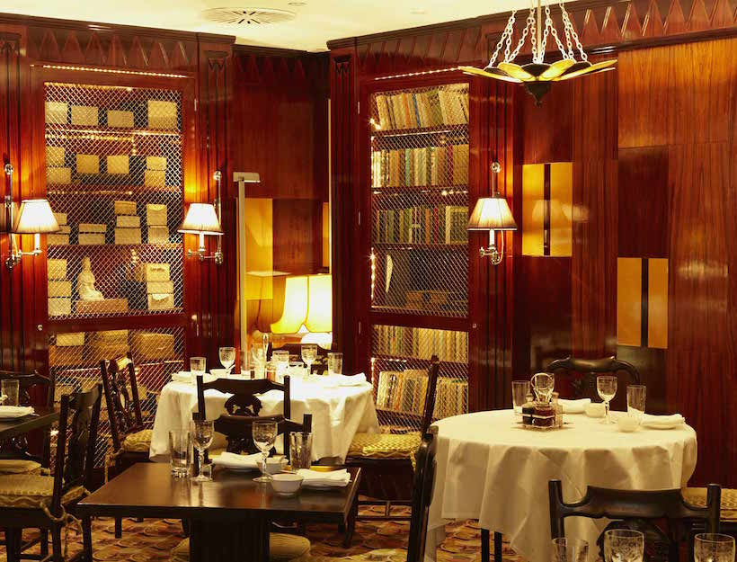 Restaurants With Great Private Rooms - London | Goop