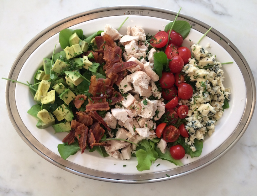 Quick & Easy Lunch: A Classic Cobb Salad | Goop