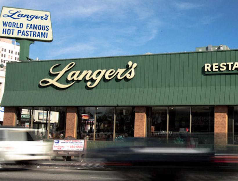 Langer's Deli