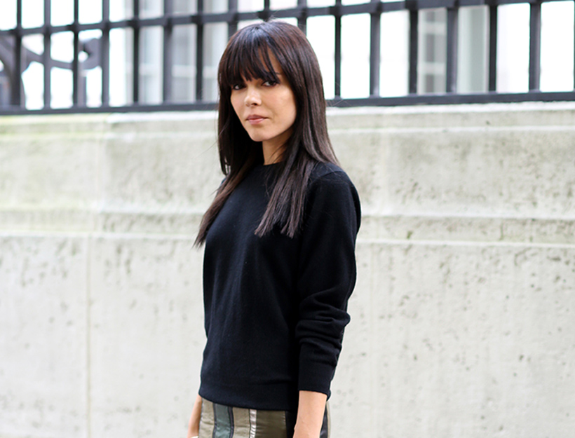 The Secret Formula For Growing Out Bangs Goop