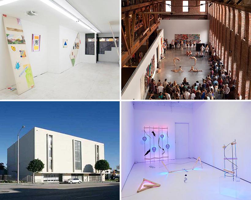 Multimedia art communities alternative art platforms artist run galleries